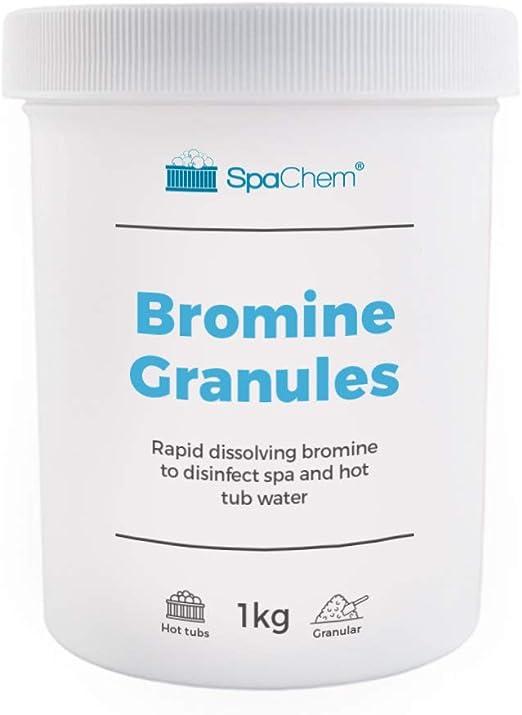 SpaChem - Gránulos de bromo para la desinfección de piscinas, spas ...