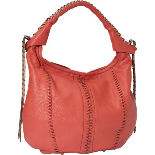 orYANY Mary Anne Whipstich Hobo (Clay), Bags Central