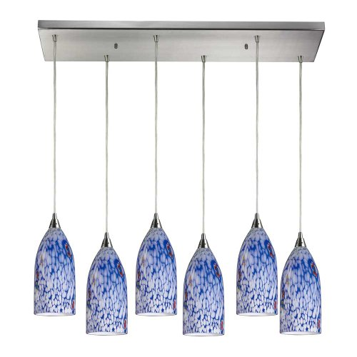 Verona 6 Light Pendant - 9