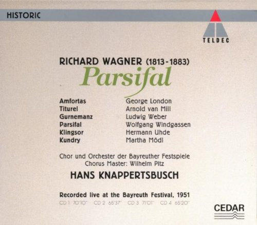 Parsifal by Warner Music France