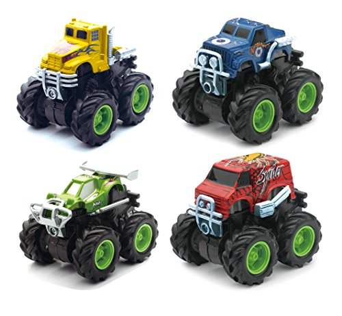 New Ray Toys Die Cast Mini Monster Truck(00547)