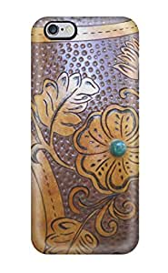 Tpu Shockproof/dirt-proof Gourd Art Cover Case For Iphone(6 Plus)
