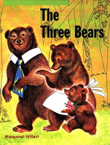 (Three Bears (Modern Curriculum Press Beginning to Read Series))