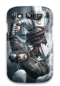 Hot Design Premium PvrswMn9200EfgeC Tpu Case Cover Galaxy S3 Protection Case(assassins Creed Video Game Other)