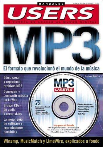 MP3 Manual de Referencia con CD-ROM: Manuales Users, en Espanol / Spanish (Manuales Users; Tu Puerta de Acceso Al Mundo Digital) (Spanish Edition)