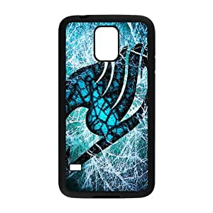 Happy Blue-green Fairy Tail Cell Phone Case for Samsung Galaxy S5