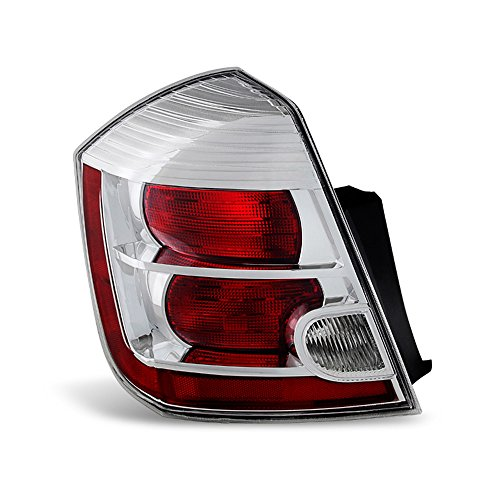 ACANII - For 2010-2012 Nissan Sentra 2.0L Model (Excluding SR) Rear Replacement Tail Light - Driver Side Only