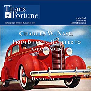 Charles W. Nash Audiobook
