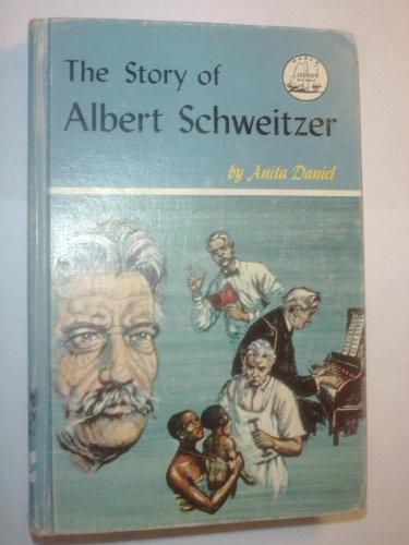 The Story of Albert Schweitzer (World Landmark Books) ()