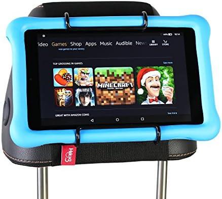 Hikig Auto Hoofdsteunhouder voor alle Kindle FireKindle Fire HD 6HD 7HD X7HD X9HD 6 2014HD 7 2014HD 6 Kid EditionHD 7 Kid EditionNew Fire 7 2015HD 8HD 10