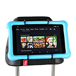 Hikig Car Headrest Mount Holder for Kids...