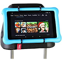 Hikig Car Headrest Mount Holder for Kids All Kindle Fire...
