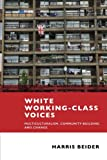 img - for White Working Class Voices: Multiculturalism, Community-Building and Change book / textbook / text book