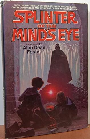 book cover of Splinter of the Mind\'s Eye
