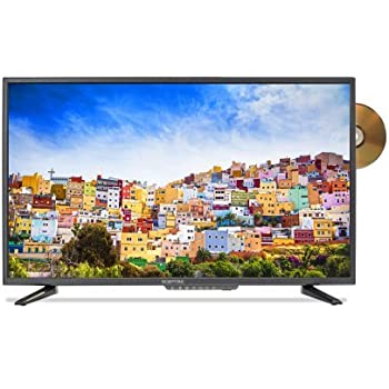 "Sceptre 32"" Class - HD LED TV with Built-in DVD Player - 720p, 60Hz"