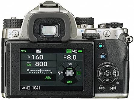 Pentax KP Silver Body product image 2
