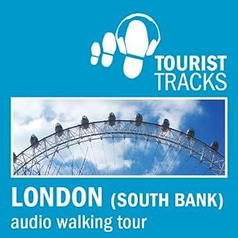 Amazon com: Tourist Tracks London South Bank MP3 Walking Tour: An