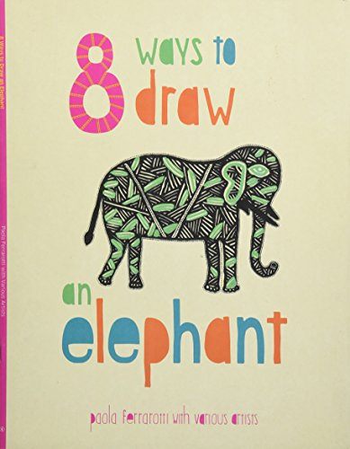 8 Ways to Draw an Elephant - To Ways Easy Draw