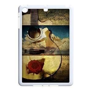 High Quality {YUXUAN-LARA CASE}Guitar Pattern For Ipad Mini Case STYLE-14
