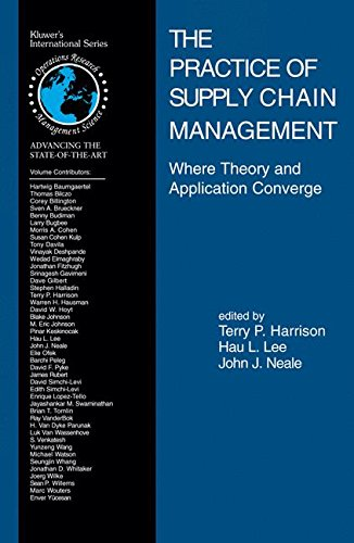 The Practice of Supply Chain Management: Where Theory and Application Converge (International Series in Operations Research & Management Science) by Brand: Springer