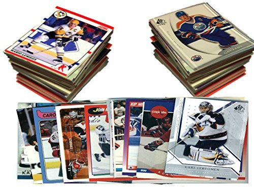 Hockey Pack (NHL Hockey Card Collector Box w/ 500 Cards - Nice Mixture - Warehouse Sale!)