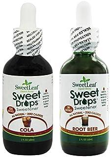 SweetLeaf English Toffee Sweet Drops Liquid Stevia (Paquete ...