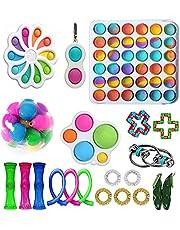 Foladion Fidget Toy Set, Cheap Sensory Fidget Toys Pack Figetget Toys Pack Figit Toys