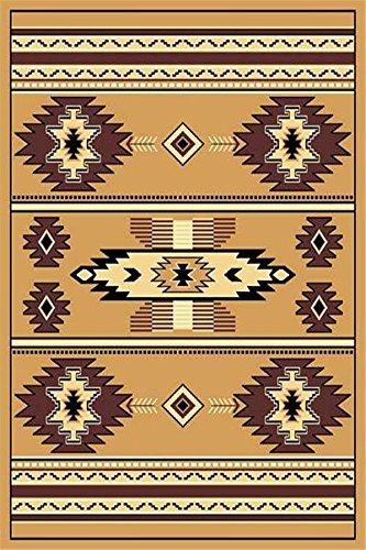 Berber 2 X 8 Runner Area Rug Southwestern Apache Native American Rug