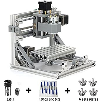 Zen toolworks cnc carving machine diy kit 7x7 f8 low gantry free mysweety diy cnc router kits 1610 grbl control wood carving milling engraving machine working area 16x10x45cm 3 axis 110v 240v with er11 and 5mm keyboard keysfo Gallery