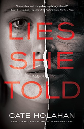 Lies She Told: A Novel cover