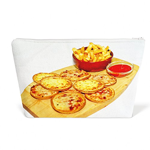 Westlake Art - Dish Food - Pen Pencil Marker Accessory Case - Picture Photography Office School Pouch Holder Storage Organizer - 125x85 inch (D4391) ()