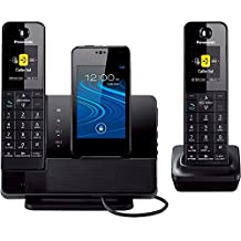 Panasonic KXPRD262B Dect_6.0 1-Handset 2-Line Landline Telephone