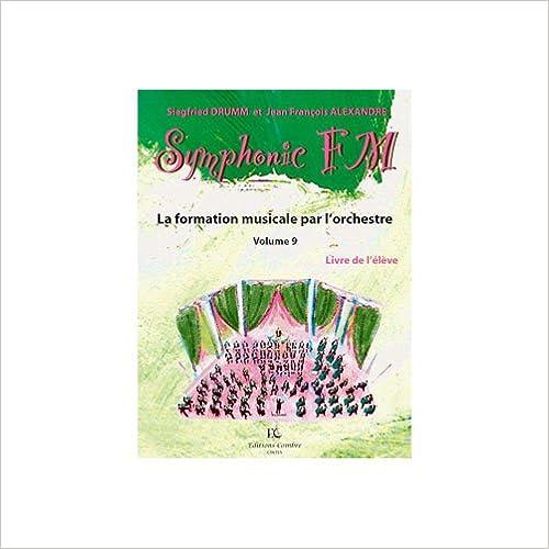 Livres Symphonic FM 9: Clarinette pdf