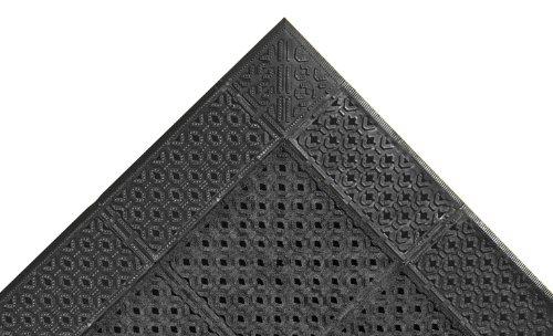 NoTrax PVC Vinyl 522 Cushion-Lok Anti-Fatigue Drainage Mat, for Wet Areas, 30