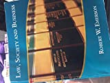 img - for Law, Society and Business book / textbook / text book