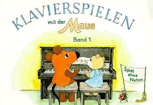 Klavierspielen mit der Maus, Bd.1: Spiel ohne Noten Taschenbuch – 1. August 1996 Bettina Schwedhelm Imke Kretzmann Sikorski H