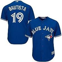 sale_Blue Jays Mens Jose_Bautista 19# Jersey Royal Toronto Baseball