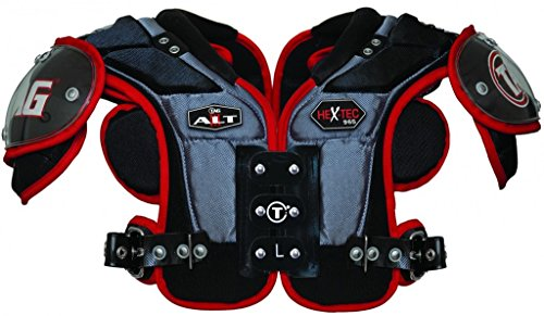 TAG ALT III 965 Football Shoulder Pad for Offensive Lineman and Defensive Lineman