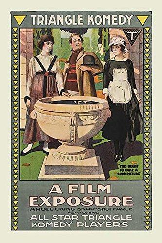 Buyenlarge 0-587-62041-L-C1218 A Film Exposure, 12 x 18
