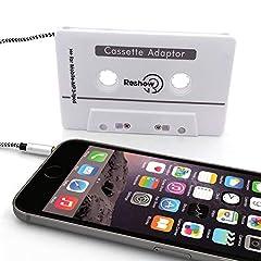 Car Audio aux Cassette