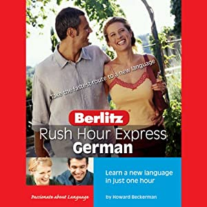 Rush Hour Express German Audiobook