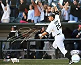 Jim Thome Signed Autographed 8x10 Chicago White Sox Arm Raised Horizontal Photo Fanatics - Certified Certified