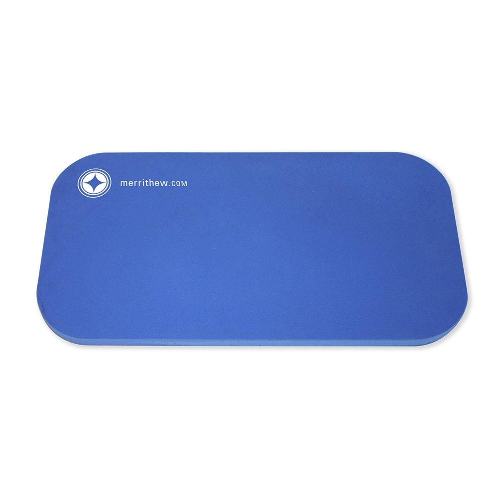MERRITHEW Eco-Friendly Pilates Pad, 14 x 7.5 x 0.5 inch