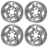 16 chevy chrome rims - Set of 4 16