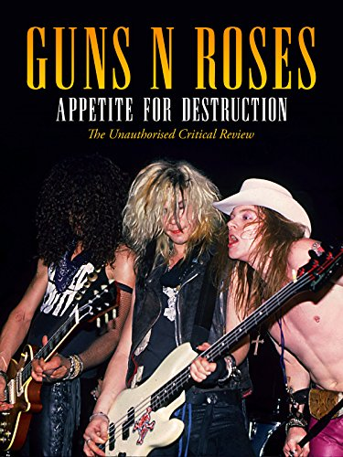 Guns 'n' Roses - Appetite for Destruction