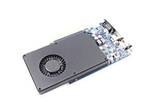 Dell NVIDIA 9168H X1F5R GTX 645 1GB 6Gb/s PCI Express x16 3.0 GDDR5 Graphics Card