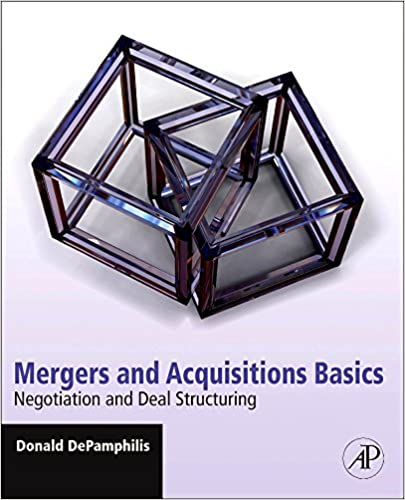 Book Mergers and Acquisitions Basics: Negotiation and Deal Structuring