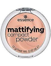 essence mattifying compact powder perfect beige 04, 12 Gram