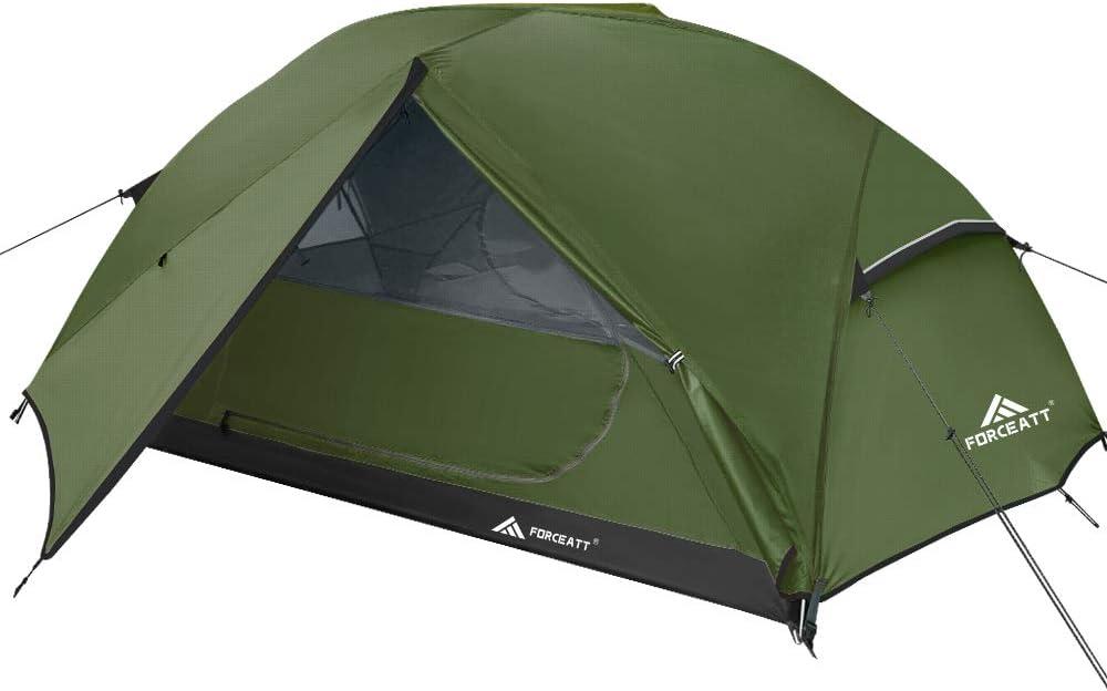 portabilit/é Lumineuse Forceatt 2 e 3 Personnes Tente dombre de Camping de Plage Installation Simple /écran Solaire UPF50 + Le Premier Choix pour Les Vacances /à la Plage en Camping de Plage