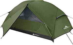 Forceatt Tent 3 and 2 Person Camping Tent, Waterproof and Windproof 3 to 4 Seasons Ultralight Backpack Tent, can be Set up Immediately, Suitable for Hiking, Camping, Outdoor